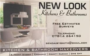 New Look Kitchens & Bathrooms