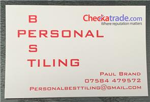 Personal Best Tiling Ltd