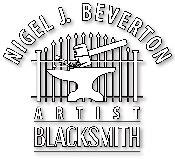 Nigel J. Beverton - Artist Blacksmith