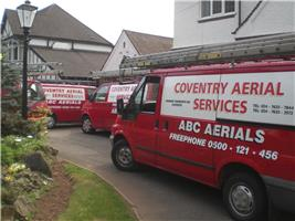 Coventry Aerial Services