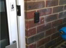 Work undertaken by Lockwise Mobile Locksmith Ltd based Ferndown, Dorset