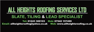 All Heights Roofing Services Ltd