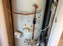 unvented hot water cylinder installation