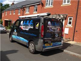 AHG Plumbing & Heating Ltd
