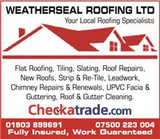 Weatherseal Roofing Ltd