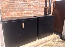 Biomass Boiler Installed - Stapleford