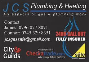 JCS Plumbing and Heating Limited