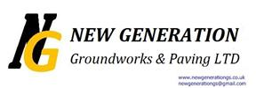 New Generation Groundworks & Paving LTD