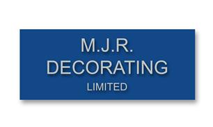 MJR Decorating Limited