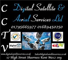 Digital Satellite & Aerial Services Limited
