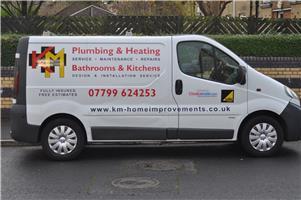 KM Plumbing, Heating and Gas Ltd