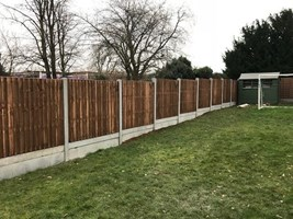 LRC Fencing and Sheds