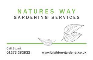 Natures Way Gardening