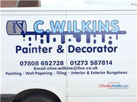 C R Wilkins Decorator