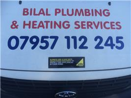 Bilal Plumbing & Heating Services, Domestic, Commercial & Catering