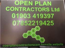Open Plan Contractors Ltd