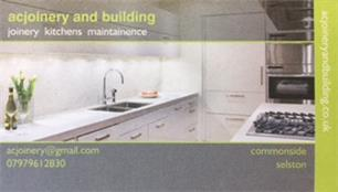 A C Joinery and Building