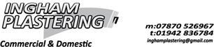 Ingham Plastering
