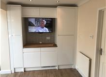 Installation of new kitchen