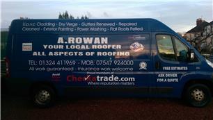 A Rowan Roofing