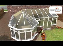 Droylsden Glass Guardian Warm  Roof Presentation