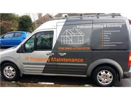 JP Property Maintenance & Decorating Services