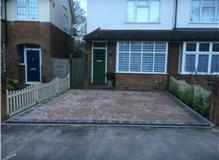 Blockpaving Driveway in St Abans