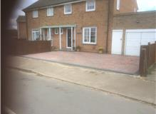 Blockpaving Drivway in Welwyn