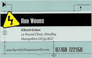 Robert Woods Electrical Services