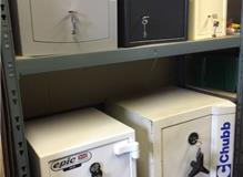 Some of the Safes for Sale in our shop