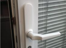 Broken handle on old UPvc door