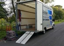 Large Maximover Luton Van (28m3)