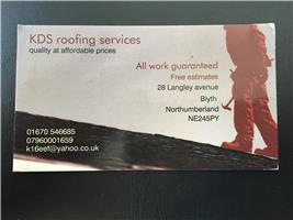 KDS Roofing