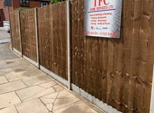 TFC home services fencing in Crayford