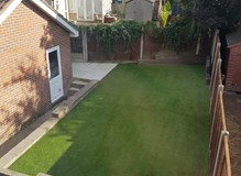 Artificial grass in Erith TFC home services