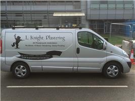 L Knight Plastering