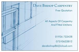 Dave Bishop Carpentry