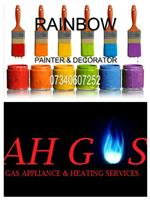 Rainbow Painters, Decorators & AH Gas