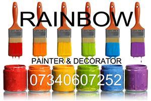 Rainbow Painters and Decorators