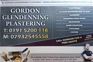 Gordon Glendenning Plastering