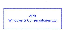 APB Windows & Conservatories Limited