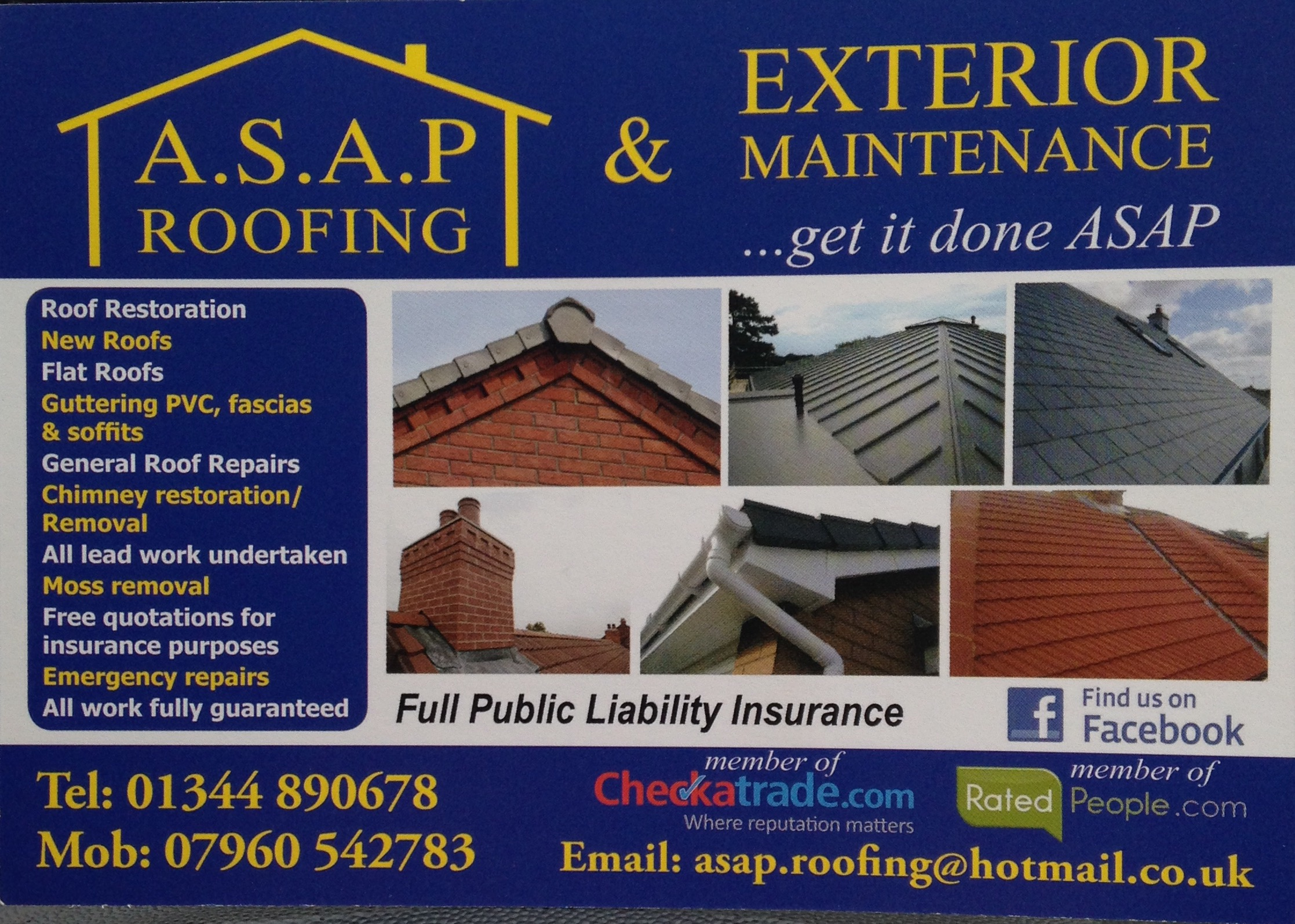 Flat Roofing In Ascot Find Trusted Experts Checkatrade