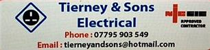 Tierney & Sons Electrical