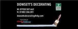 Dowsett's Decorating
