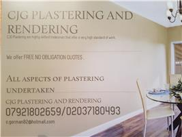 CJG Plastering