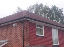 Re roof in woodley