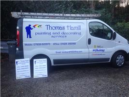 Thomas Hamill Painting and Decorating Services