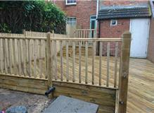 Work undertaken by MBM Works based in Northampton, Northamptonshire