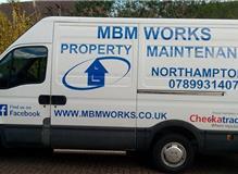 MBM Works Van