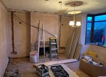 Living room refurb